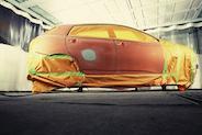 Peinture de carrosserie - Carrosserie Poude